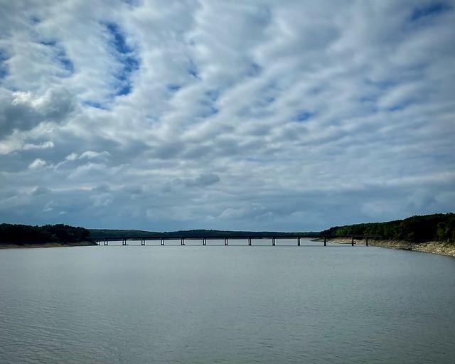 Bridge Over Mark Twain Lake