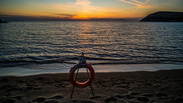 Limnos (Greece)  Richa Nera Beach (Myrina Town) (Greece - NE Aegean) Olympus OM-D EM1.3 & Laowa 10mm F2 Wide Prime Lens