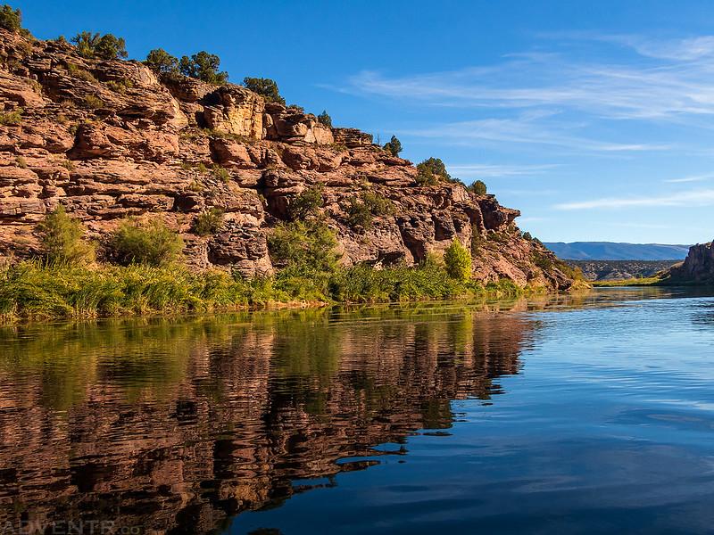 Swallow Canyon Reflection