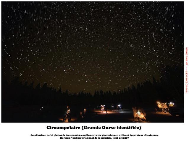 Circumpolaire (Grande Ourse identifiée)