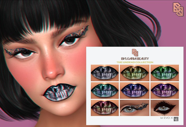 The Undead Collection LeL Evo/X Bvlgaria Beauty