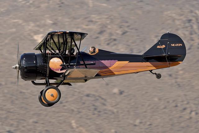N472N Travel Air D-4-D