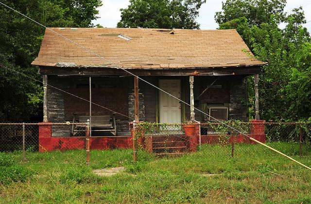 Abandoned - Houston, Texas