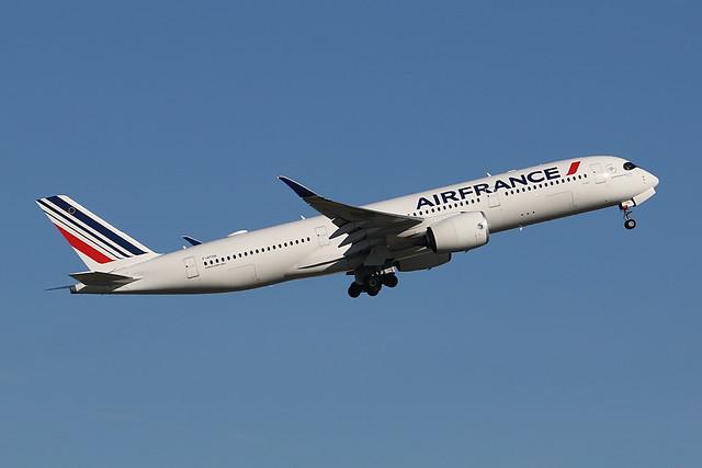 F-HTYH Airbus A350-941 Air France CDG