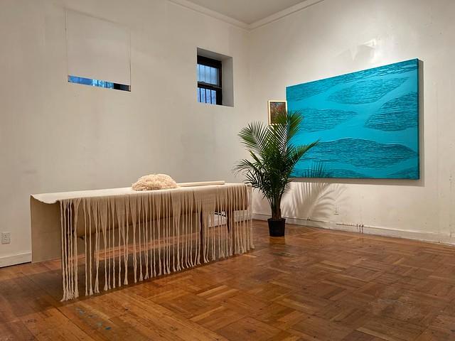 Open Studio with Quisqueya Henríquez
