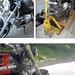 Bellagio Unfall Probefahrt