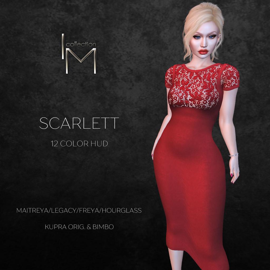 I.M. Collection Scarlett