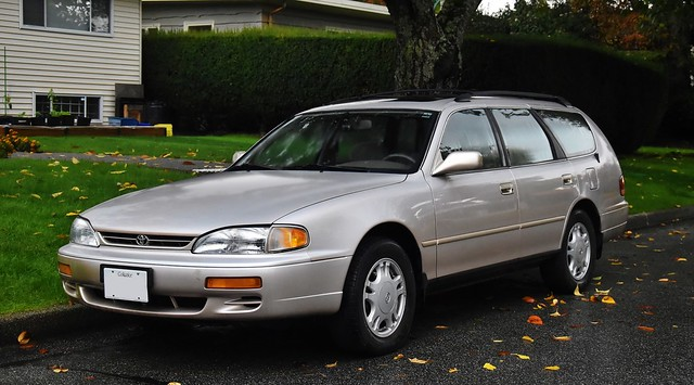 Toyota Camry LE station wagon