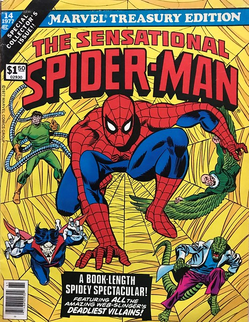Marvel Treasury Edition #14
