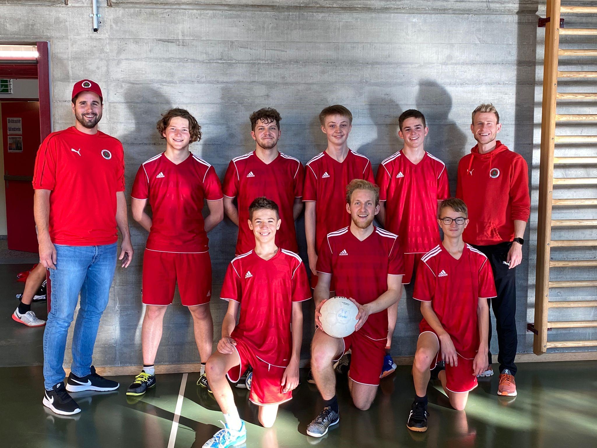 1. Runde U21 Kantonal in Gempen