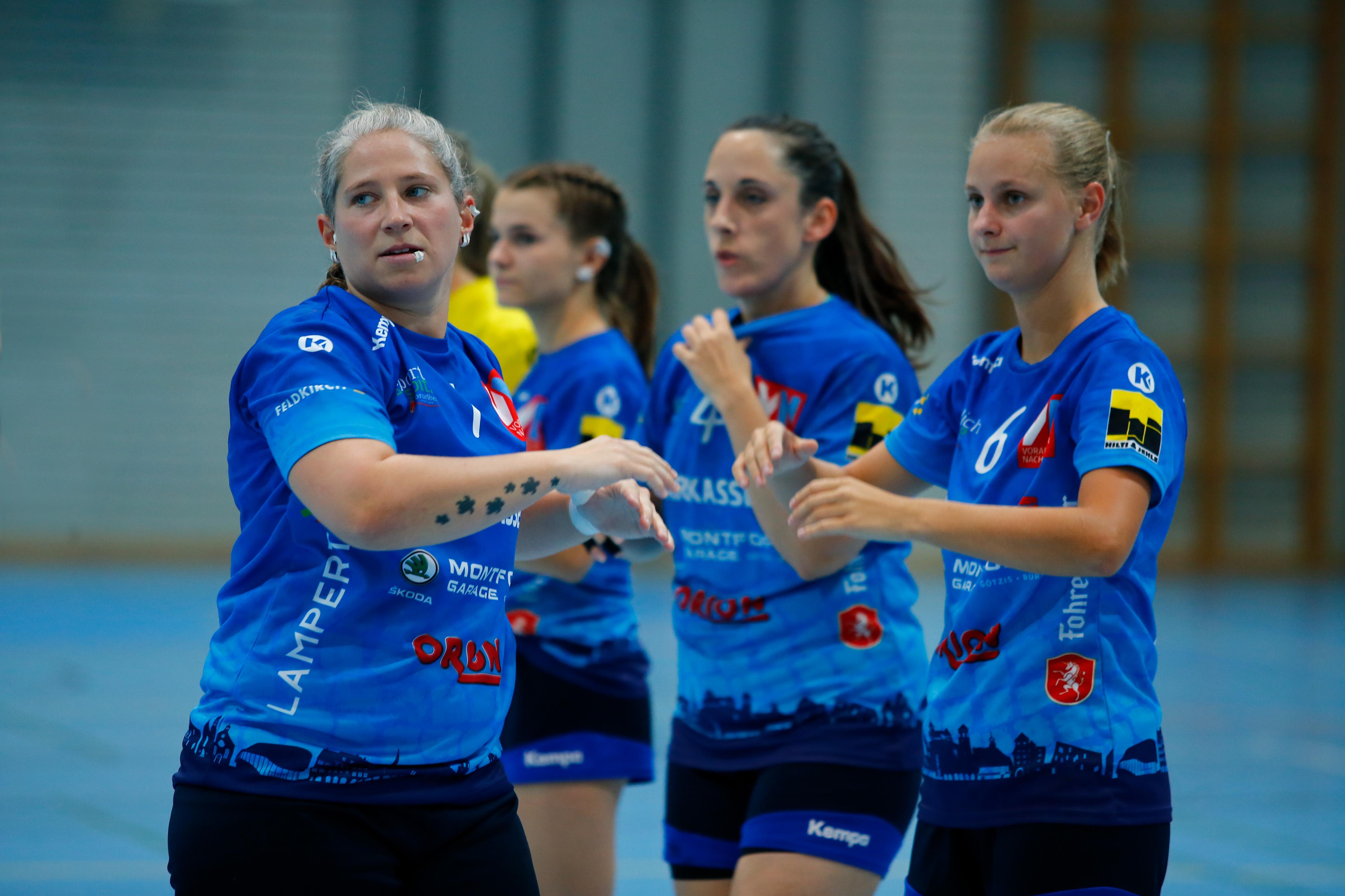 18.9.2021 Damen 1 - SC Ferlach
