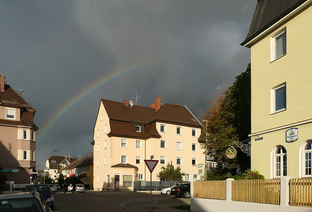 My Home City District with Rainbow (2)