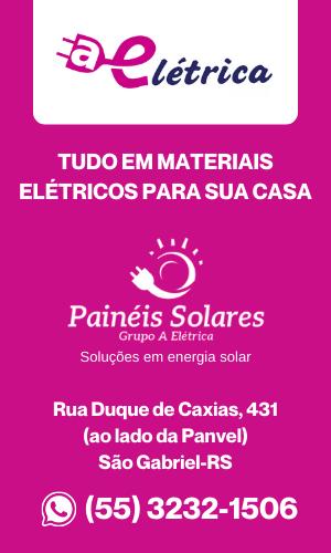 Tudo para a sua casa você encontra na A Elétrica em São Gabriel!