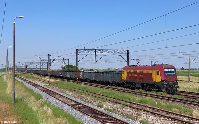 Rail Polska 207E-002, Batkowo, 19-6-2021 11:34