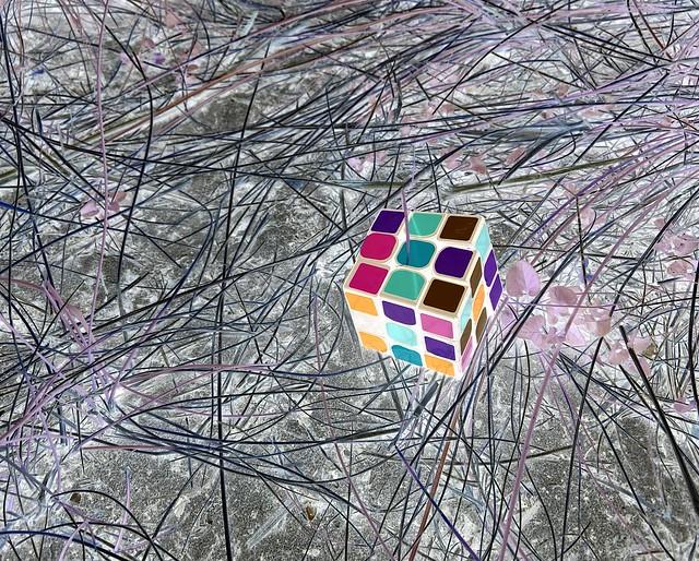 Lost Cube