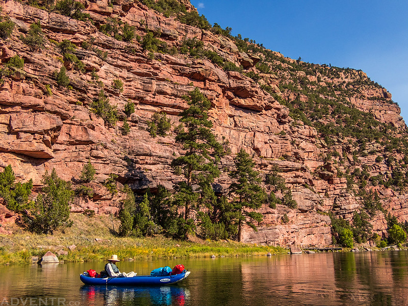 Red Canyon Float