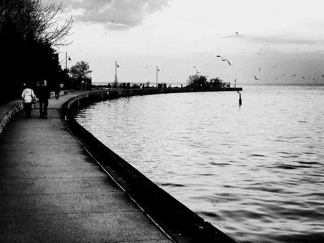 A walk...