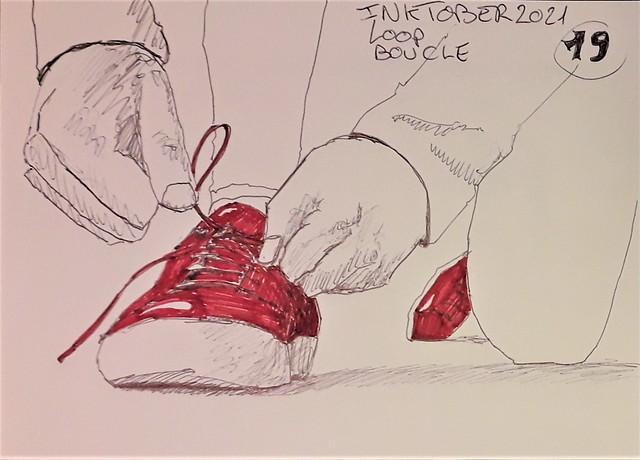 InkTober 21 - 19