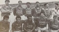 Temporada 1988/89: Mota del Cuervo 1 – Toledo 1