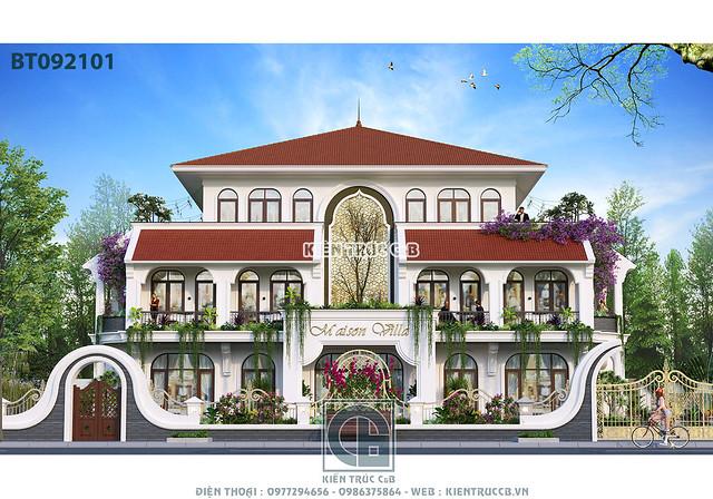Villa homestay in Da Lat - VietNam