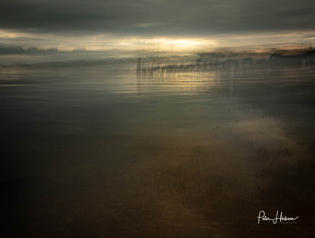 Sunset light at the Kench with a touch of ICM and the impressionist