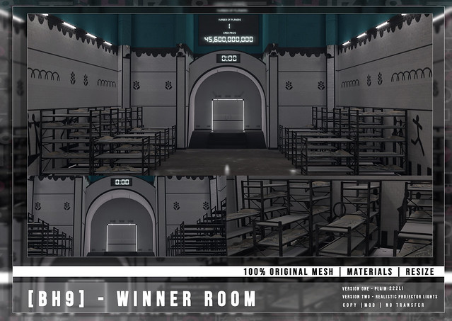 [BH9] - Winner Room