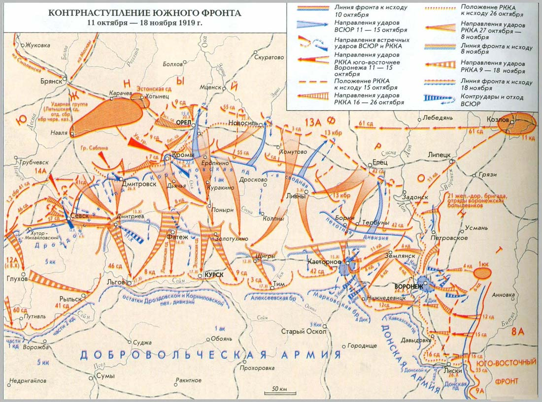 Орловско-Кромское сражение
