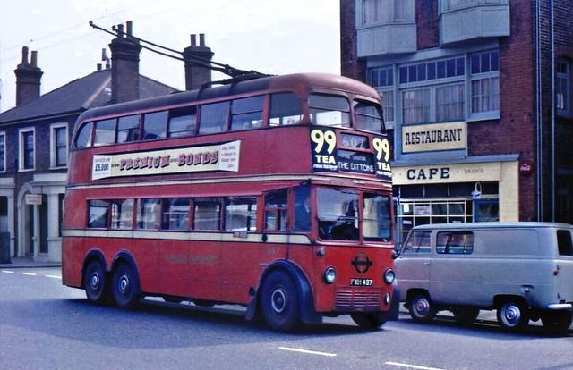 London Transport FXH497