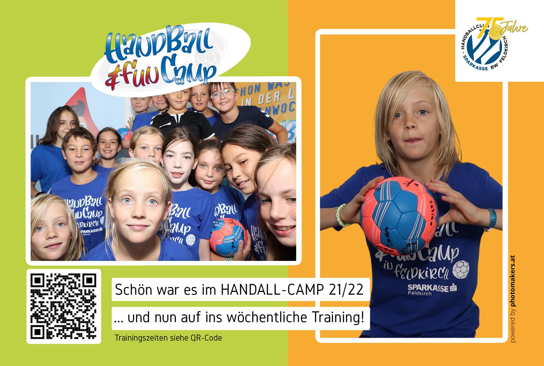 Handballcamp 2021