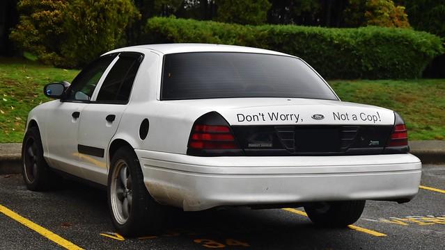 ex-Police Car