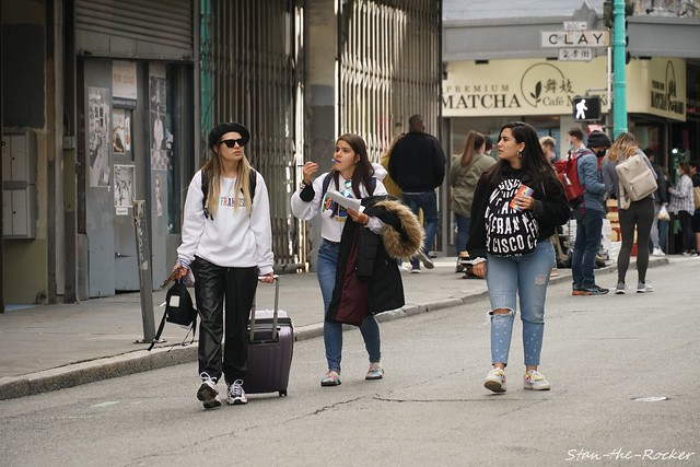 Phoenix Day Sunday Streets - SF Chinatown - 101721 - 02
