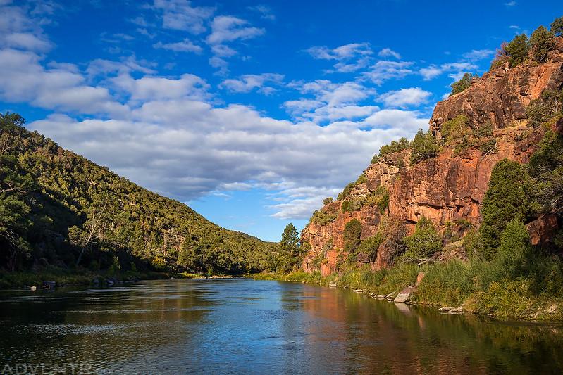 Morning River