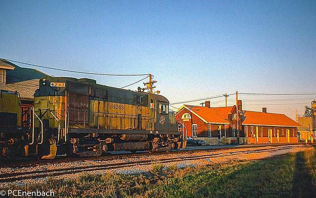 Tracy, Minnesota, 4SEP'80