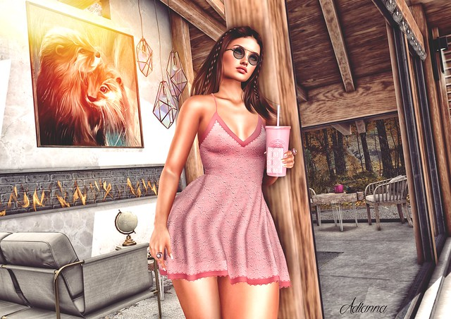 Greetings Dress by Neve