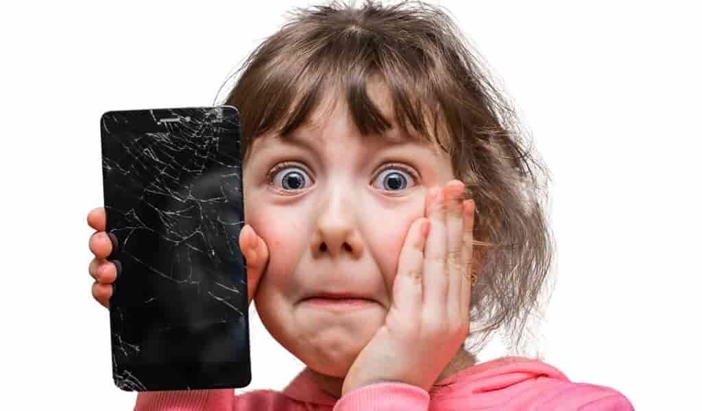 Un polymère auto-cicatrisant pour les téléphones portables
