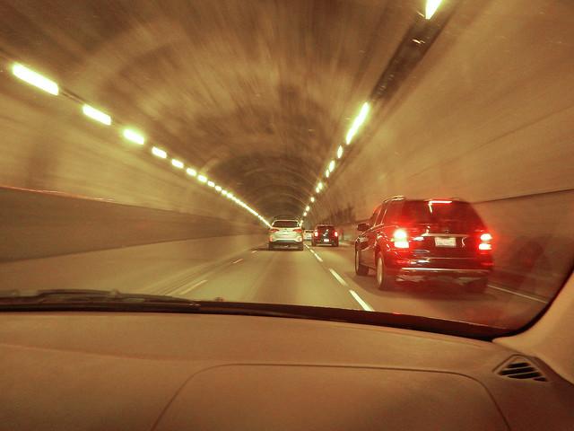 Tunnel, San Francisco