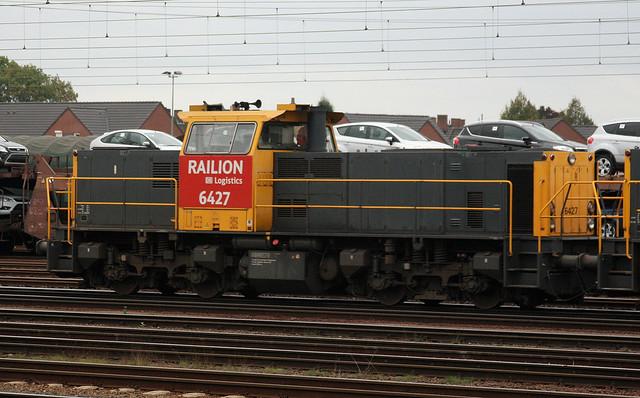 118455 6427 Venlo Yard 03.10.2009