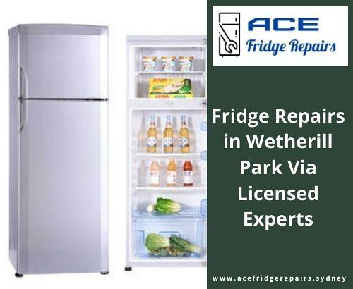Fridge Repairs in Wetherill Park Via Licensed Experts