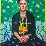 """Napoli (NA), 2021, Palazzo Fondi e la mostra """"Frida Kahlo, il caos dentro""""."""