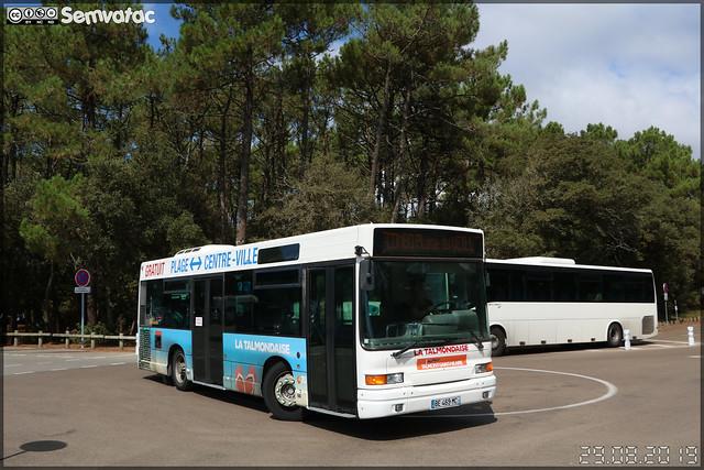Heuliez GX 117 – Autocars Brisseau / La Talmondaise