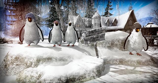 Winter Wonderland @ Gacha Loft