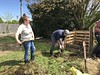 Composting at Richmond Community Gardens 2221
