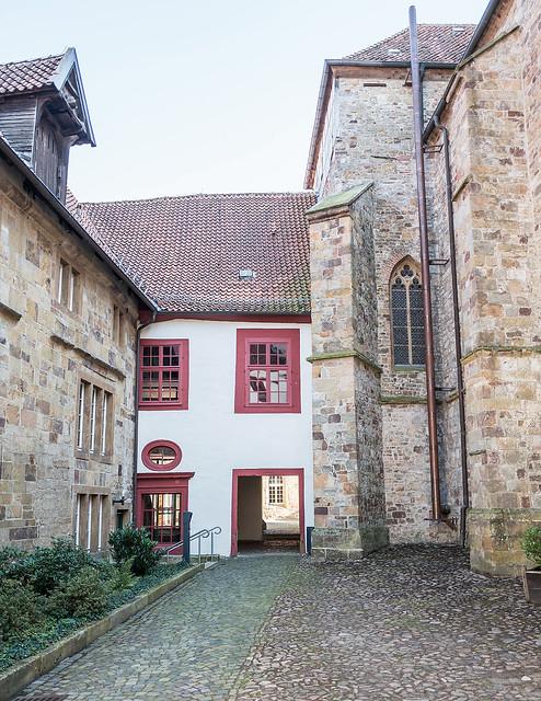 Friedensroute Münster - Osnabrück 097 - Bad Iburg---