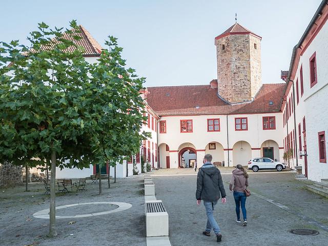 Friedensroute Münster - Osnabrück 096 - Bad Iburg---