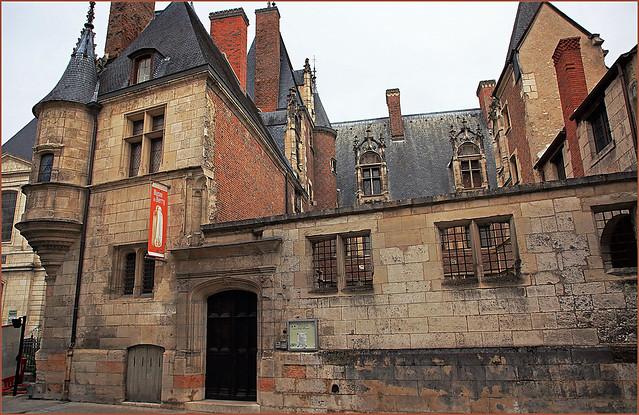 Hôtel Cujas, Musée du Berry, Bourges, Cher, Région Centre-Val de Loire, France