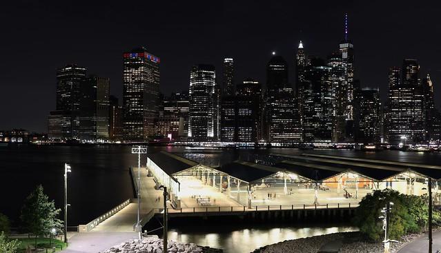 Pier 2, Brooklyn Bridge Park, NY