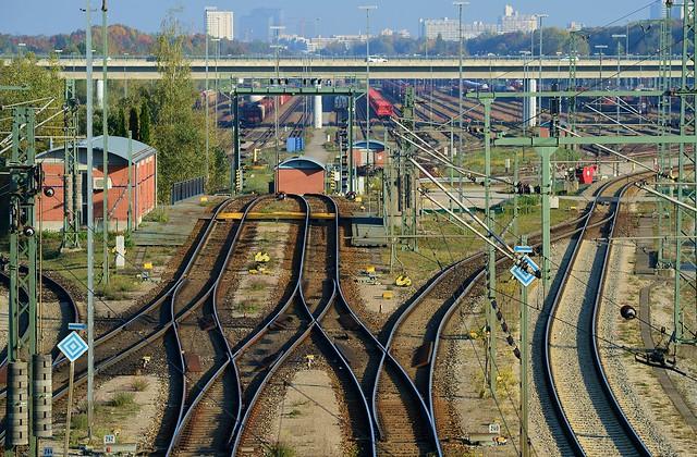Munich - Marshalling Yard