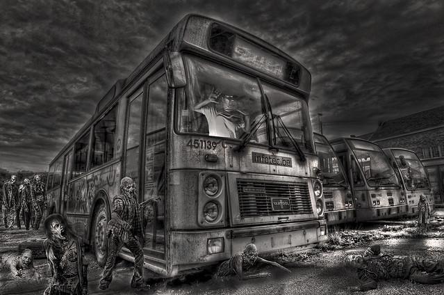 Zombie land ...