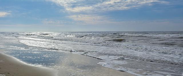... waves ...