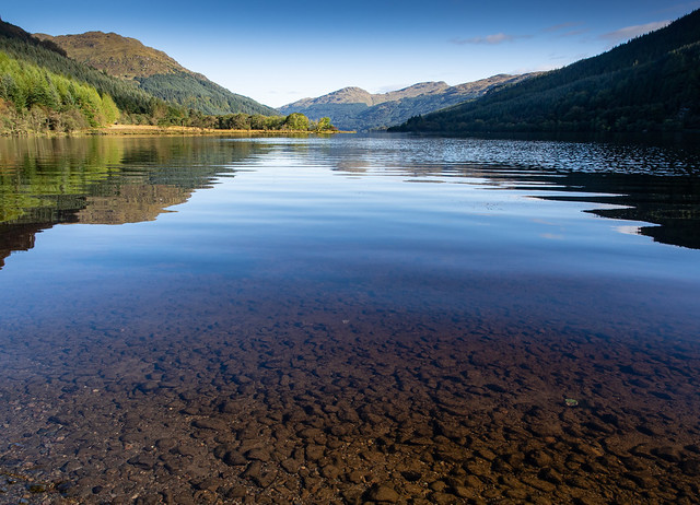 The Bonnie Banks of Loch Eck - September 2017-